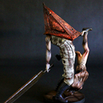 ToyMunkey Red Pyramid Thing Statue Review