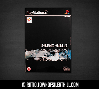 Silent Hill 2, PS2, EU