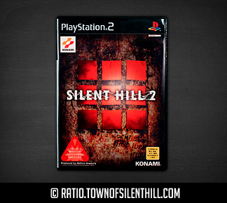 Silent Hill 2, PS2, JP