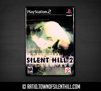 Silent Hill 2, PS2, NA