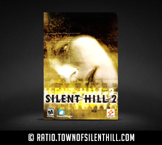 Silent Hill 2 (PC) (NA), Sealed