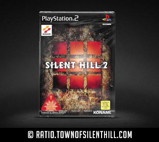 Silent Hill 2 (PS2) (JP), Sealed