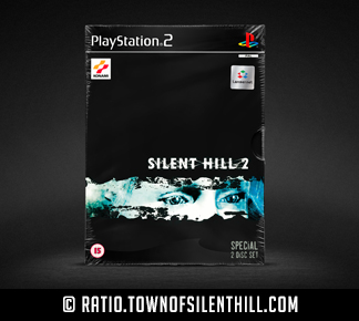 Silent Hill 2 Special Edition (PS2) (EU), Sealed