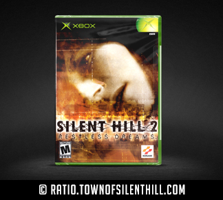 Silent Hill 2: Restless Dreams (Xbox) (NA), Sealed