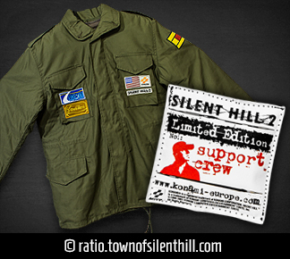 """Support Crew"" Limited Edition Jacket"