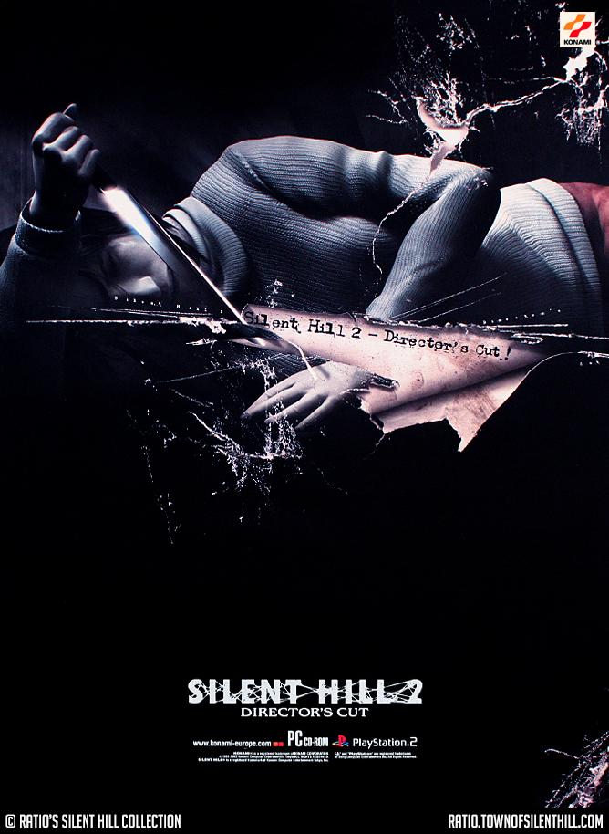 silent hill directors cut
