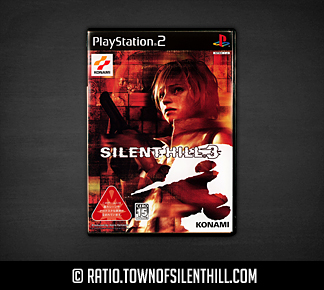 Silent Hill 3 w/ Mini Disc, PS2, JP