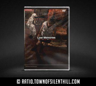Lost Memories DVD, Sealed