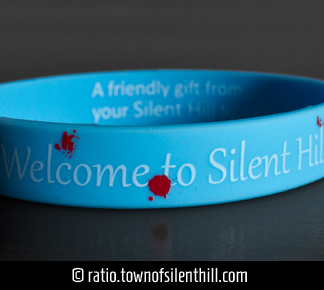 Silent Hill Tourist Wristband